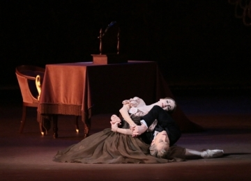"Peter Tchaikovsky ""Onegin"" (Ballet by John Cranko in three acts)"