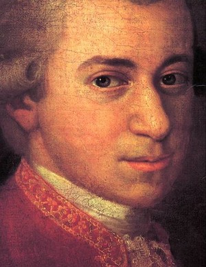 Mozart Wolfgang Amadeus (Composer)<BR>